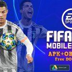 FIFA 20 UCL APK Mod OBB Data Download