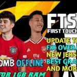 FTS 20 Mod APK Europa League Fix Transfers Download