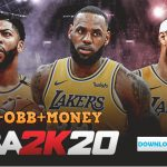 PBA 2k20 APK MOD Android Unlimited Money Download