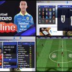 eFootball PES 2020 Offline Mod PPSSPP Jogress V4.1.2 Download