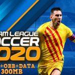Dream League 2020 Mod Apk Gold Barcelona Edition Download