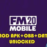 FM 20 - Football Manager 2020 Mod Apk Unlocked Download