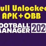 Football Manager 2020 Mobile Apk Obb Unlocked Download