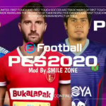 FTS 20 Mod APK PES 2020 Full Transfer Liga Indonesia Asia Download