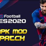 eFootball PES 2020 Android UCL New Patch Graphics Kits Download