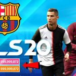 DLS 20 Mod APK Barcelona Team Download