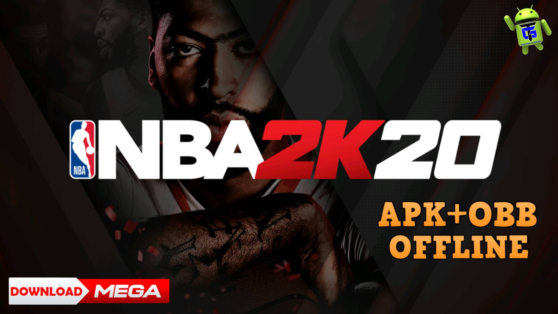 NBA 2K20 Mod APK OBB Free Download