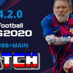 PES 2020 Android OBB PATCH 4.2.0 Download