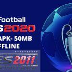 PES 2020 Lite Offline Mod APK PES 2011 v2 Download