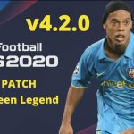 PES 2020 PATCH 4.2.0 StartScreen Legend Android Download