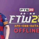 FTW 20 Mod FTS 2020 Update New Kits Android Download