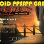God Of War Chains Of Olympus Android PPSSPP iSO Game Download
