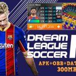 DLS 18 Mod APK Barcelona Update 2020 Download