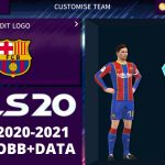 DLS 20 Barcelona New Kits 2021 Android Download
