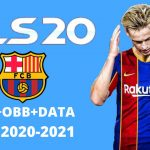 DLS 20 Mod APK Barcelona New Kits 2021 Download