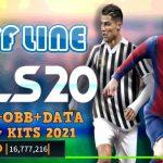 DLS 20 Mod APK Juventus New Kits 2021 Download