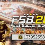 FSB 20 First Soccer Brasil 2020 Mod Apk Download
