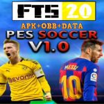 FTS 20 Mod PES Soccer 2020 Android Download