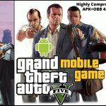 GTA 5 APK - Grand Theft Auto V Mobile Highly Compressed Download