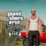 GTA 5 Mod GTA San Andreas Can Play on Android SmartPhone