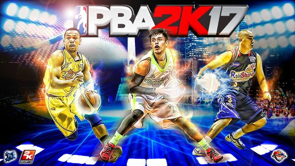 PBA 2k17 APK Download