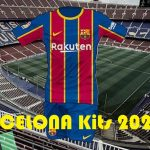 The FC Barcelona New Kits for 2020-2021