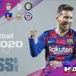 eFootball PES 2020 Mod Apk Patch Download