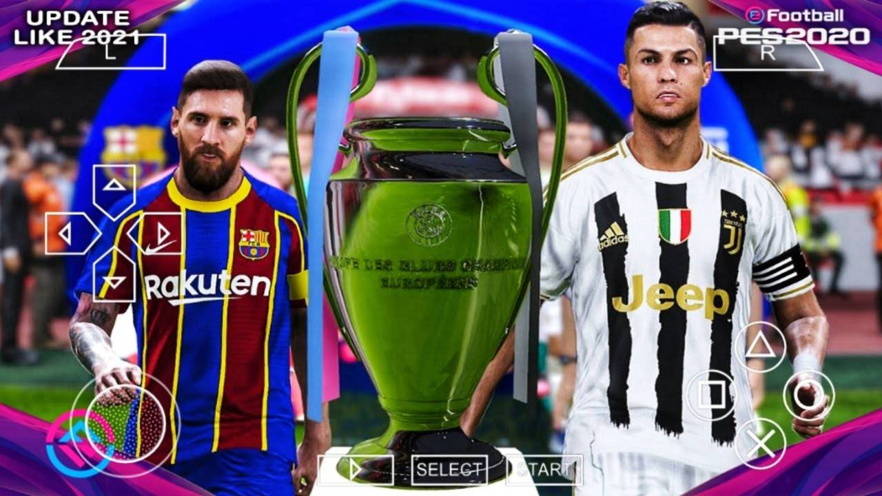 eFootball PES 2020 Offline Android PS4 Camera Download