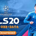 DLS20 UCL - Dream League Soccer 2020 Android HD Graphics Download