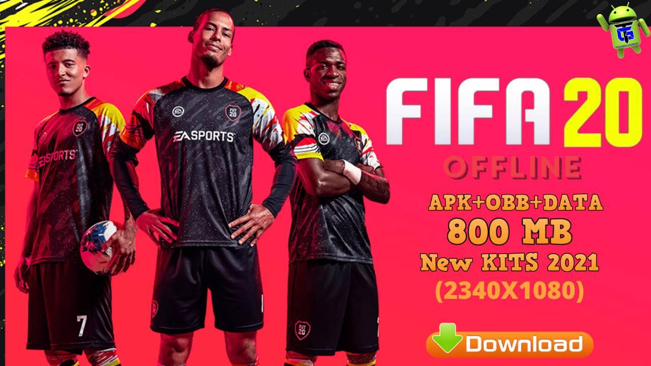 FIFA 20 Mod APK Offline Android 2340X1080 Download