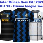 New Inter Milano Kits 2021 DLS 20 Logo Dream League Soccer