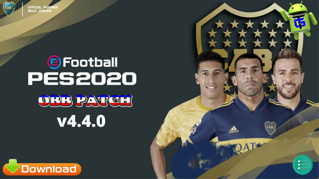 eFootball PES 2020 Patch Obb Android