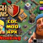 Clash Of Clans MOD APK Unlimited Coins Download