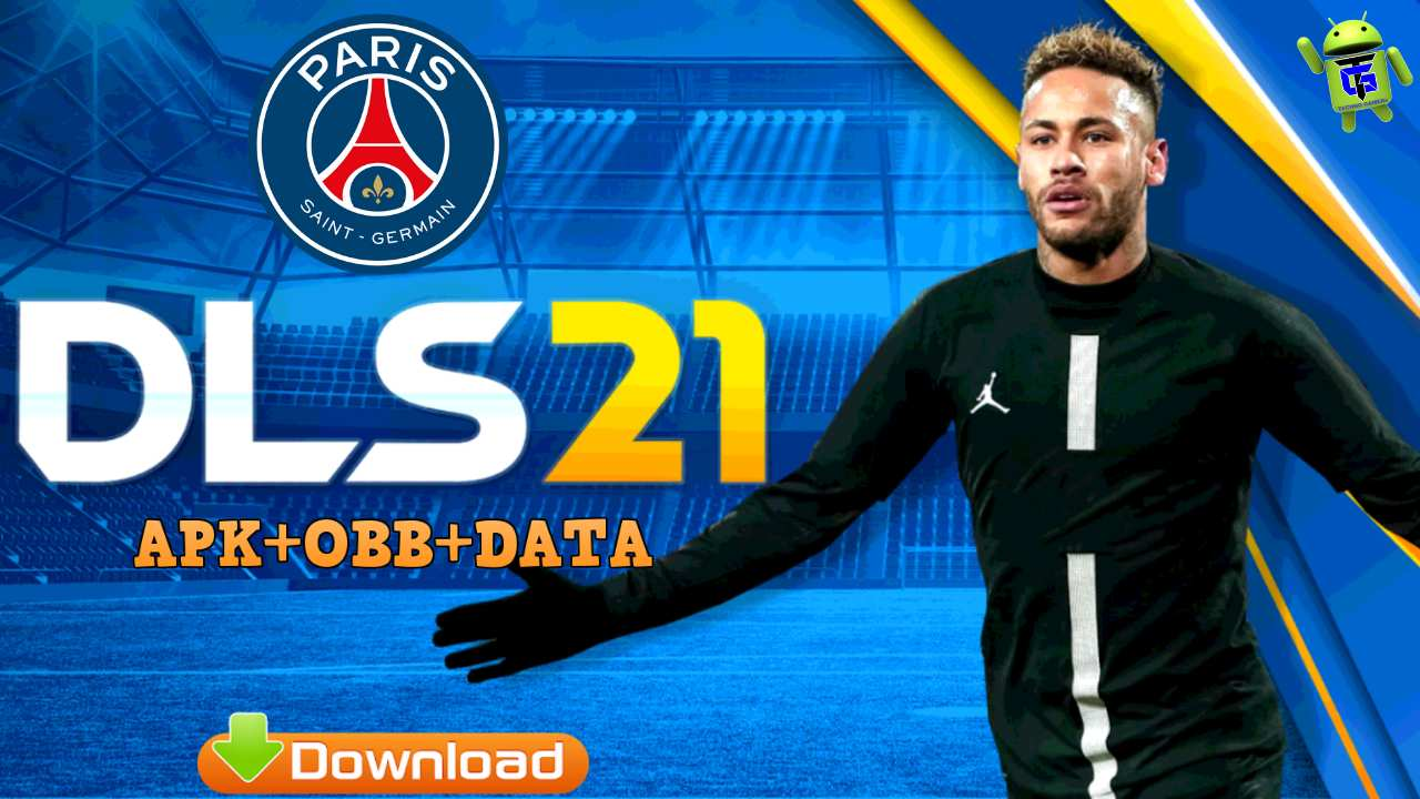 DLS 21 Mod Apk PSG Team Download