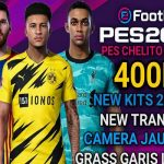 Download PES 2020 Chelito Mod EURO Update Transfers 2021