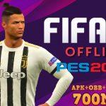 FIFA Mod PES 2020 Offline APK OBB Data Download