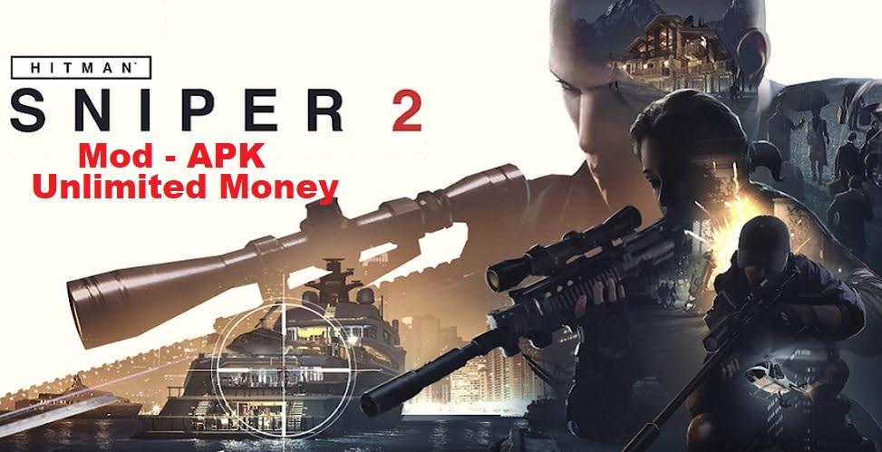 Hitman Sniper Mod Apk OBB Data Unlimited Money Download
