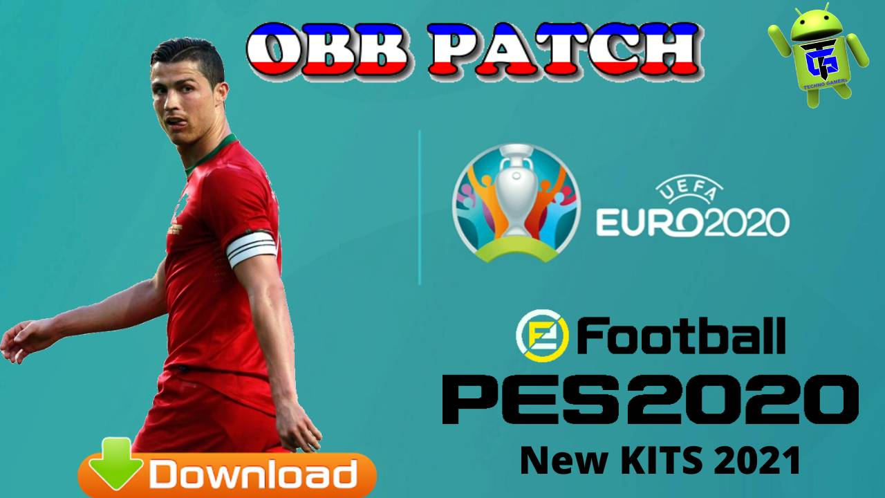 eFootball PES 2020 Patch EURO v4.5.0 Android Download