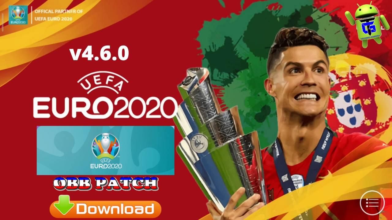 PES 2020 EURO Patch