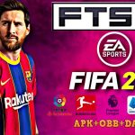 FTS Mod FIFA 2021 APK OBB Data Download