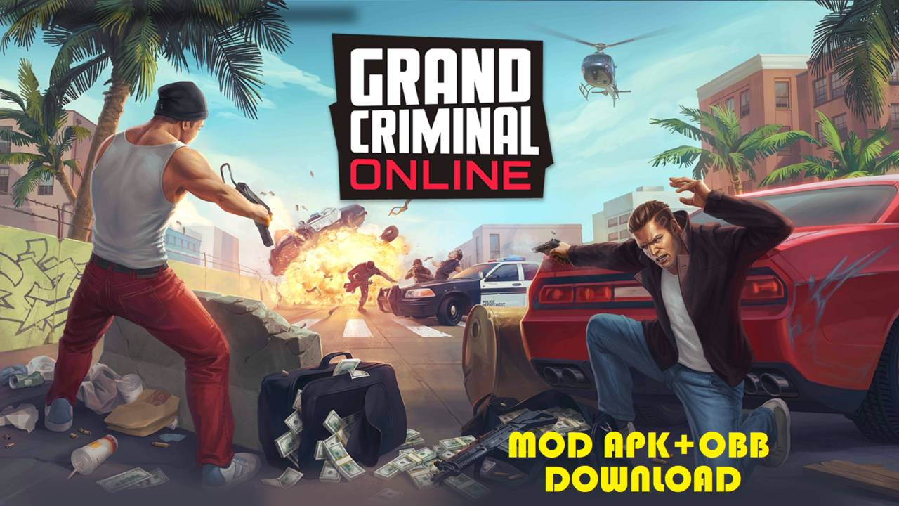 GTA - Grand Criminal Online MOD APK Download