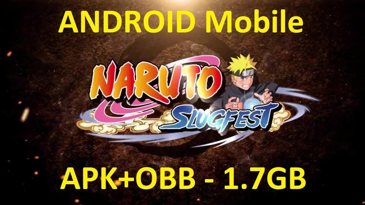 Naruto Slugfest APK OBB Download