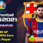 PES 2020 EURO Patch Kits 2021 Download