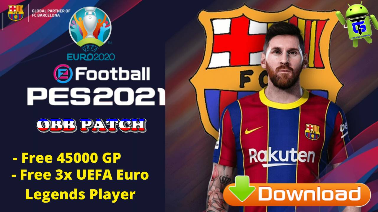 PEs 2020 EURO Patch Android