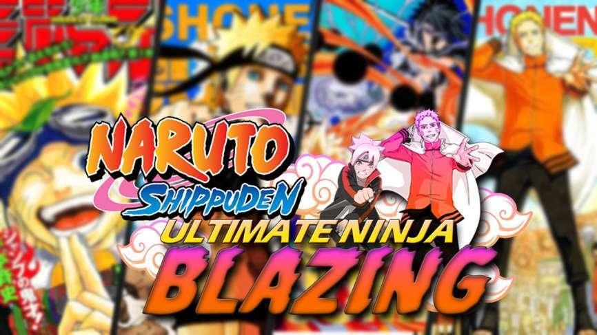 Ultimate Ninja Blazing MOD APK Unlocked Download