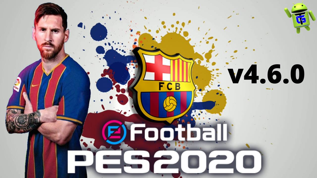 eFootball PES 2020 OBB Patch Barcelona Download