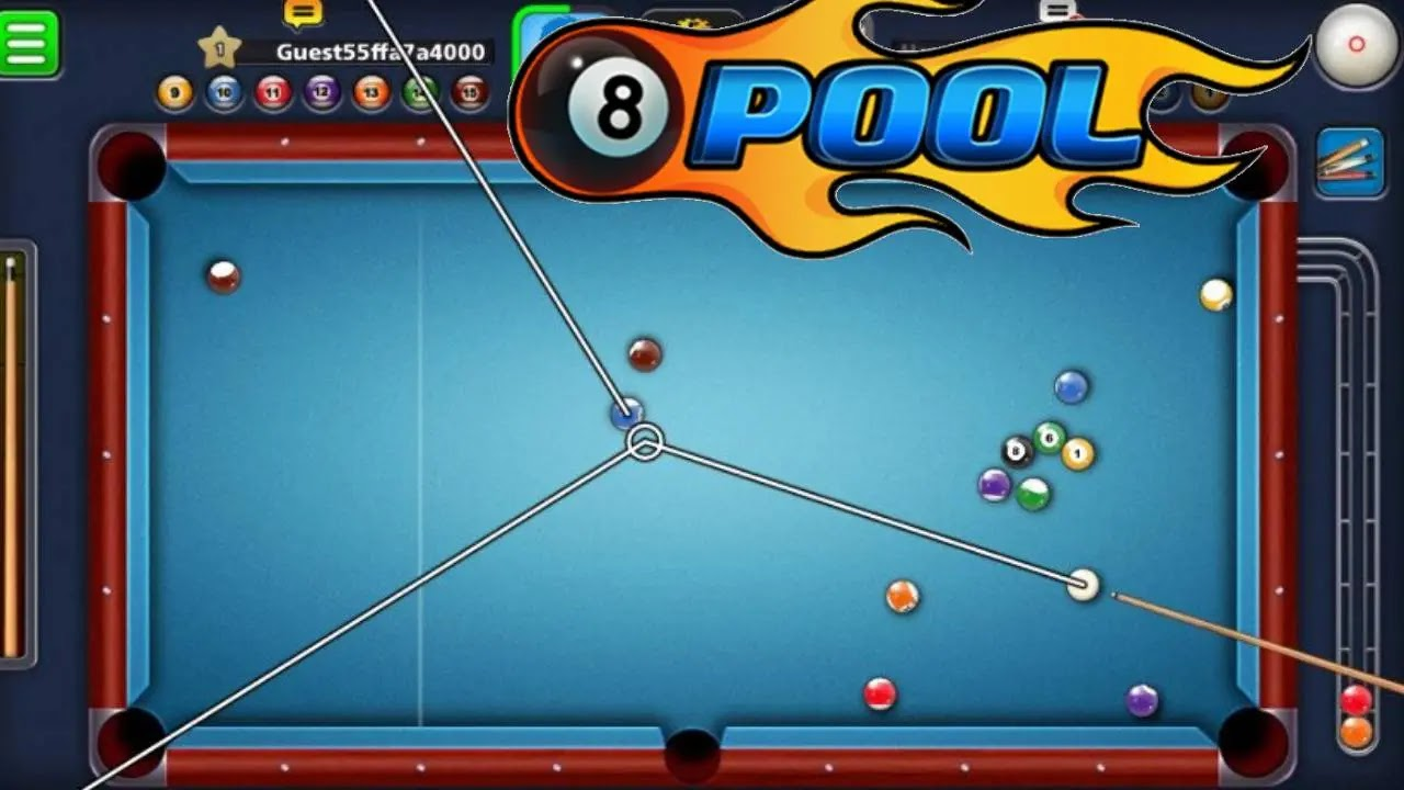8 Ball Pool Apk Mod Android