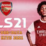 DLS 21 APK Mod Arsenal New Kits 2021 Download