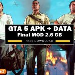 GTA 5 APK Final Mod Android Mobile Download