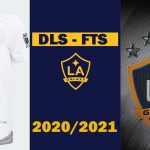 DLS La Galaxy 2021 Kit and Logo Dream League Soccer FTS